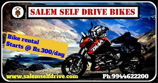 Salem Self Drive