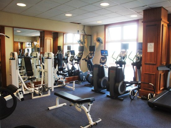 Carnoustie Golf Course Hotel: fitness