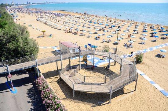 Lignano Riviera Spiaggia