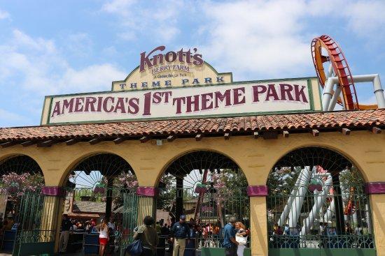 Buena Park, Kalifornia: Knott's Berry Farm