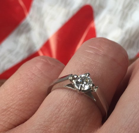 Ingoldmells, UK: My £1000 engagement ring stolen by a male house keeper working at Butlins...