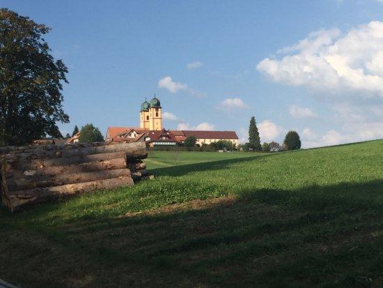 Sankt Margen, Alemania: Blick auf Sankt Märgen