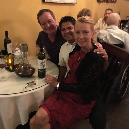 Primi Piatti : This is my favorite Italian in Jacksonville!  George is the ultimate host.