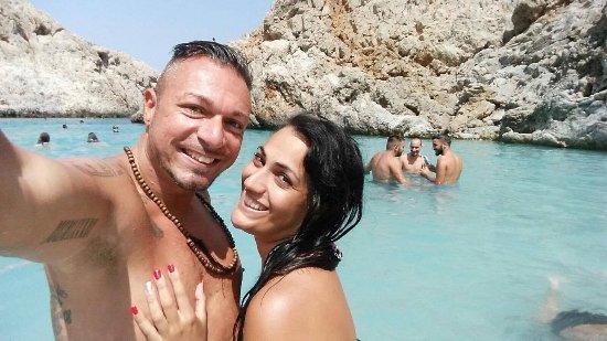 Pi azzurra che una piscina picture of seitan limania for Piscina bollate