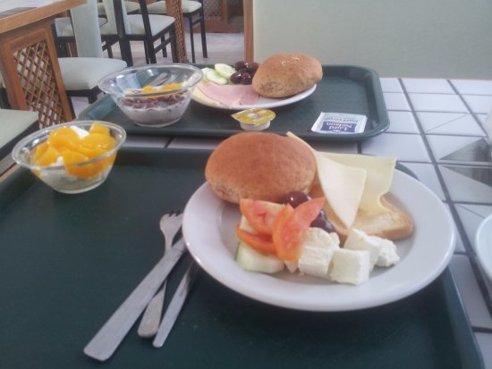 Hotel Kos Bay: Breakfast