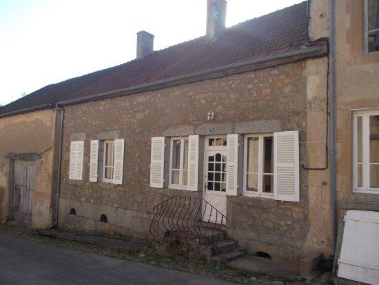Marigny-l'Eglise, France : Facade