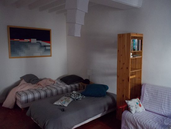 Marigny-l'Eglise, France : Bedroom