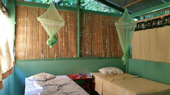 Punta Burica, Panama : Refugio Ecologico Mono Feliz