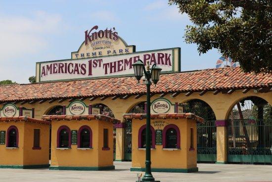 Buena Park, Californië: Knott's Berry Farm