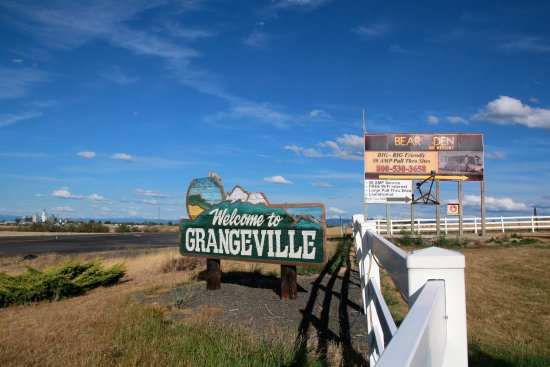 Grangeville, ID: Easy access to the park