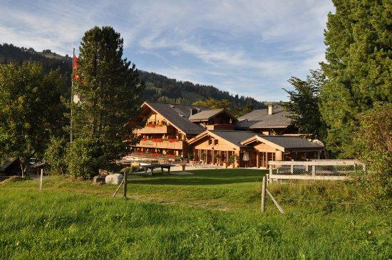 Saanenmoser, Ελβετία: Ein Ort der Entspannung...