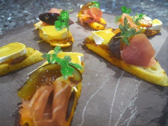 Dover, Vermont: Appetizer