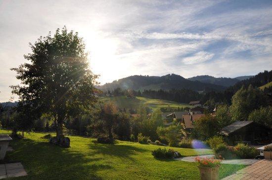 Saanenmoser, İsviçre: Ruhe und Romantik pur...