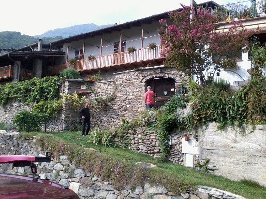 Villar Pellice, Italia: Schönes liebevoll renoviertes Haus anno 1600