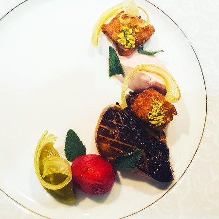 The Hermitage Inn: Foie Gras