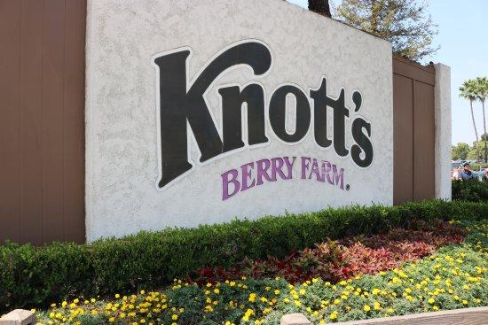 Buena Park, Καλιφόρνια: Knott's Berry Farm