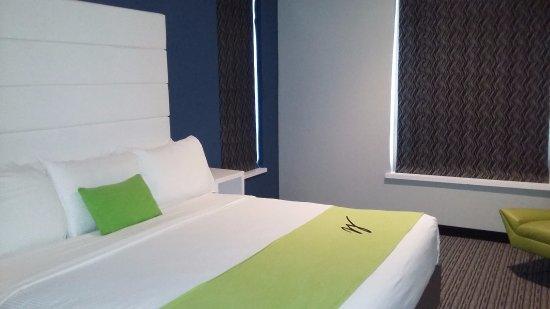 The Wallhouse Hotel: Master Bedroom