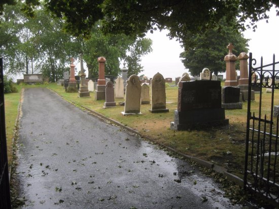 Chemin Royal (Royal Road) : Cemetery; St Jean d'Orleans