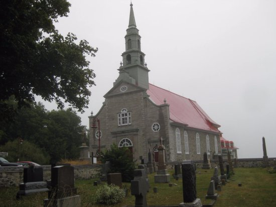 Chemin Royal (Royal Road) : Church & Cemetery; St Jean d'Orleans