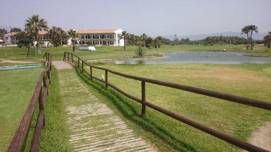 Parador de Malaga Golf Bild