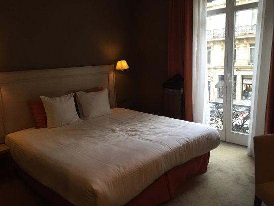 Marivaux Hotel: 房間的設施