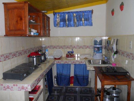 Puerto Padre, Cuba: Kitchen