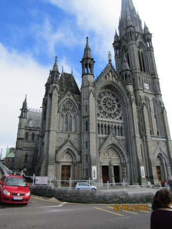 Cobh Cathedral from front