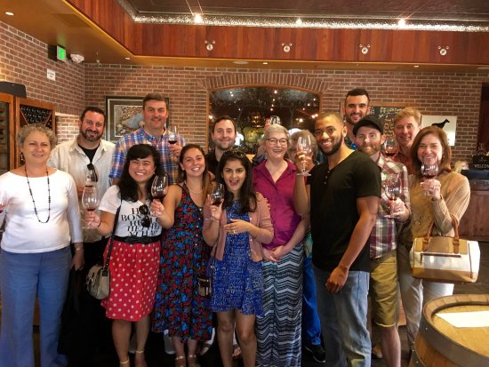 Danville, CA: Wine and team building with Pacific Community Ventures.