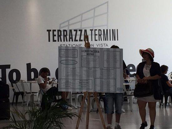 TERRAZZA ROMA TERMINI - Picture of Stazione Termini, Rome - TripAdvisor