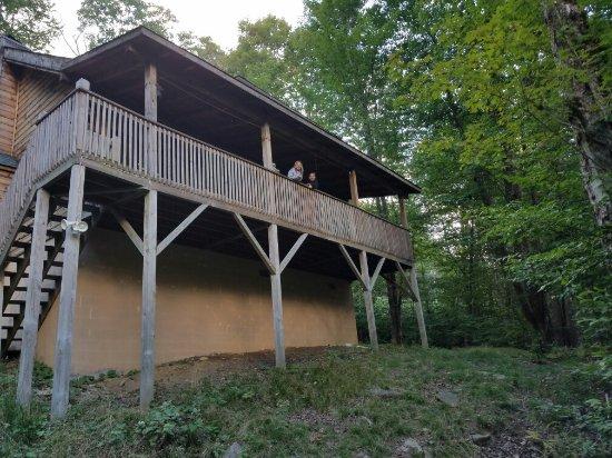 Beech Mountain, Carolina do Norte: 20160910_181453_large.jpg