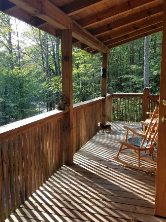 Beech Mountain, Kuzey Carolina: 20160910_090240_large.jpg