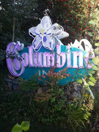 Columbine Inn: 20160903_075230_large.jpg