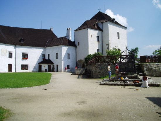 State Castle of Nove Hrady
