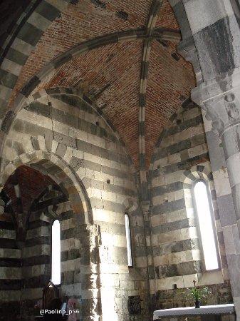 San Pietro Church: volta