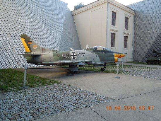 Militärhistorisches Museum der Bundeswehr Dresden: Экспонаты