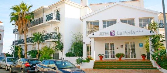 Carchuna, Ισπανία: Entrada Hotel
