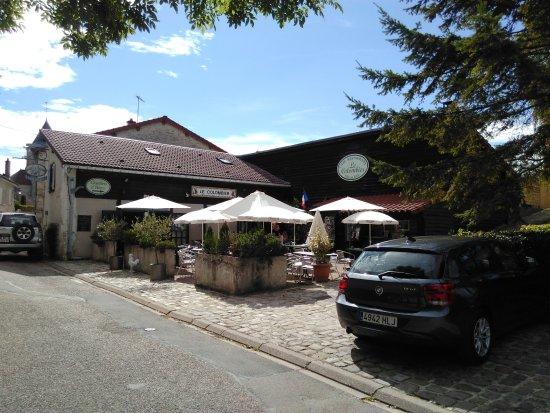 Colombey-les-deux-Eglises, Francja: vue d'ensemble