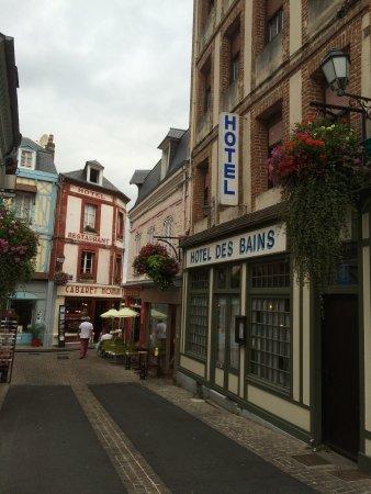 Villerville, Francia: photo2.jpg