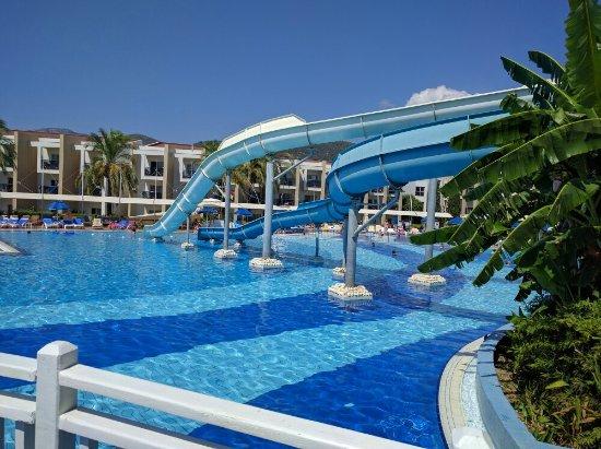 Pool Picture Of Tui Blue Tropical Sarigerme Tripadvisor
