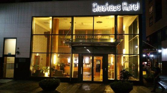 Glashaus Hotel