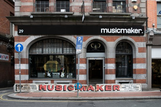 Musicmaker: Out with the old in with the new!