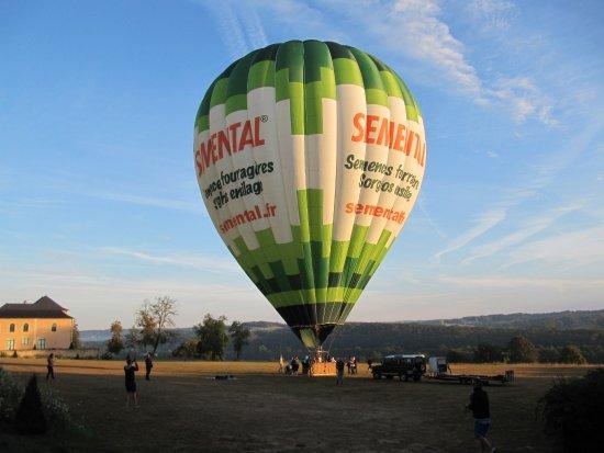 Juillac, Frankrijk: prêts à voler