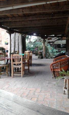 Cabanas Colina De Los Ruisenores Foto