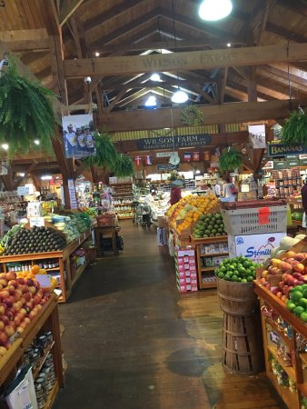 Lexington, MA: Fresh Fruits and Produce most locally grown!