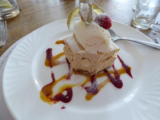 Llanwenarth, UK: Dessert