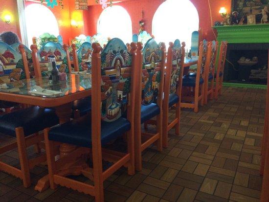 Selmer, TN: Las sillas hermosas