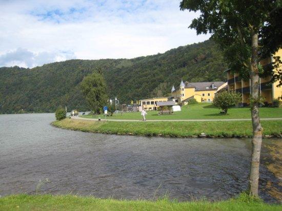 Schlogen, Østerrike: Aussenansicht