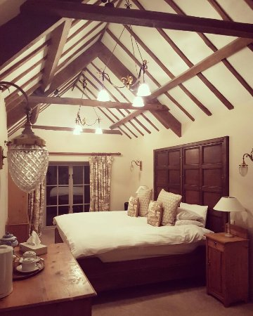 Luxborough, UK: Beautiful & very comfortable rooms.