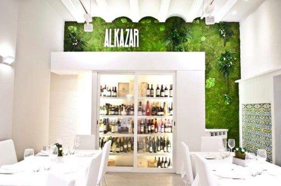 Hotel Alkazar : Restaurant