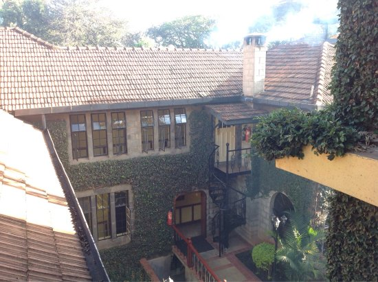 Fairview Hotel: Out in Africa